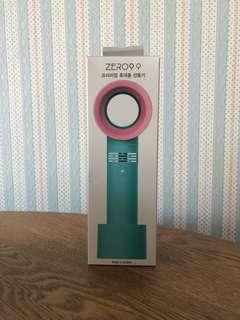 手提 風扇 可叉電 無扇葉 適合小朋友用 3段風速 韓國製造 全新