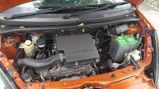 myvi SE 1.3 auto tahun 2009