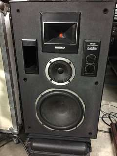 Altec 9813B 3way speakers