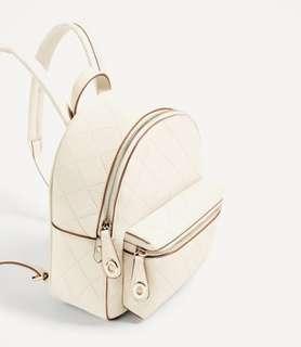 Zara Pocket White