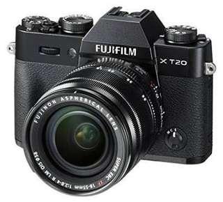 Fujifilm Xt20 Kredit Promo Cash back tanpa Dp