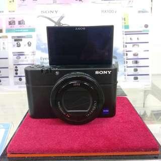 Kamera Sony rx100 m5 new bisa cicilan tanpa kartu kredit