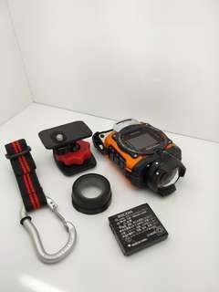 Ricoh WG-M1 Action camera 防水運動相機