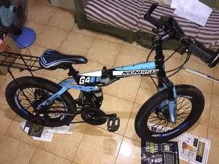 Mondishi folding bike