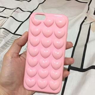 Heart iphone 6/6s case