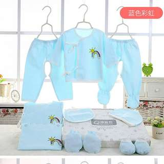 READY ITEM Baby Newborn cloths (1sets)
