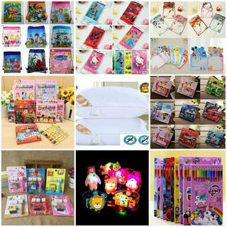 Kids party supplier