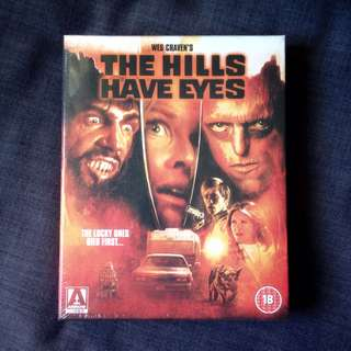 The Hills Have Eyes [Limited Edition Arrow Video Blu-ray]