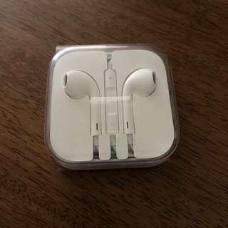 全新正版 包郵 Apple 原裝耳機 耳筒 earphone for iPhone