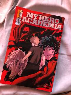My Hero Academia Vol.10 Manga