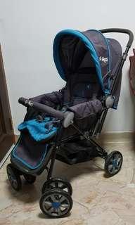 Polka Baby Stroller Prams
