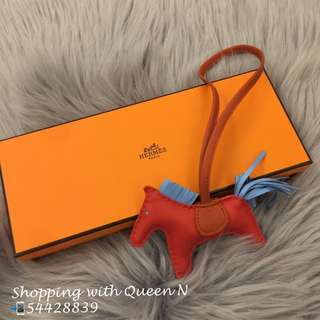 Hermes Rodeo PM Size Hermes馬仔 馬主