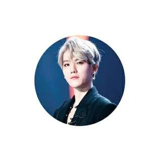 EXO Baekhyun pop socket