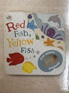 Board Book Red Fish, Yellow Fish