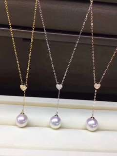 Akoya海水珍珠