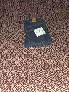 Zara TRF High Waist Skinny Jeans