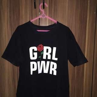 Girl Power Tumblr Tee (T-shirt)