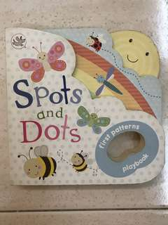Board Book Spots and Dots