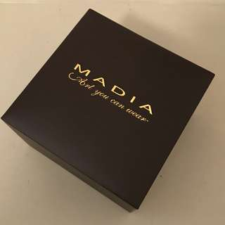 MADIA Art You Can Wear Ring Box (大戒指盒)