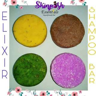 2in1 Organic Shampoo and conditioner bar