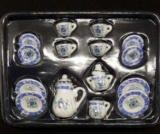 Vintage Mini Tea sets