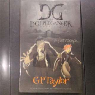Graphic Novel!!! Doppelganger Chronicles: The First Escape