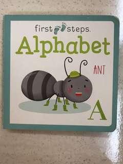 Board Book Alphabet