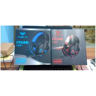 Headset Gaming AULA LB01 PRIME
