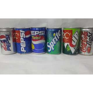 Collectible Cans
