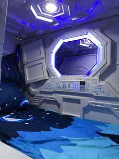 太空倉,4人一屋,全包家電