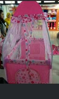 Box baby pink new
