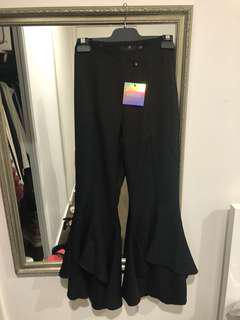 Missguided flare pants