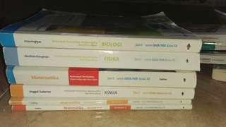 Buku paket erlangga kelas 12 / 3 SMA