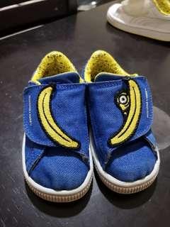 Puma Minion Kids Shoes