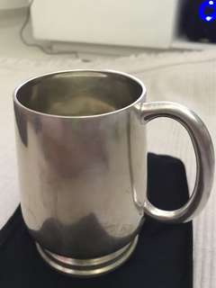 Antique Alloy Mug