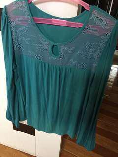 F&h blouse