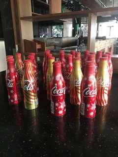 Collectible Coca Cola ( Xmas & Olympic)