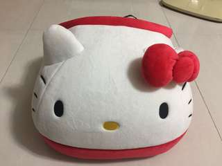 95%新OTO Sanrio系列 Hello Kitty 足輕鬆按摩器