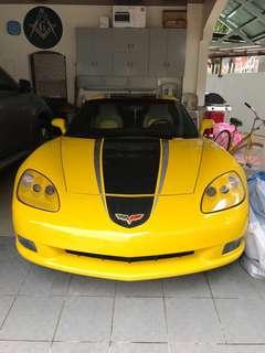 corvette z51 stingray