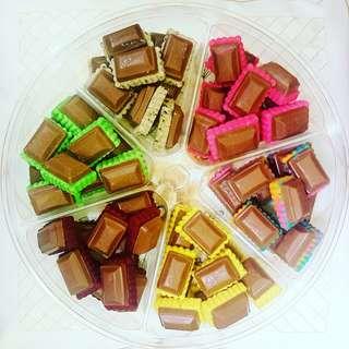Cadbury Cookies Platter