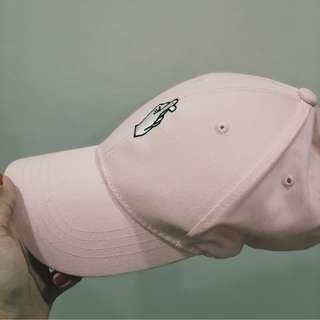 KPop Pink Hat