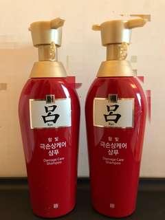 呂洗頭水 Ryo damage care shampoo
