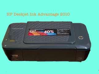 HP Deskjet Ink Advantage 2010