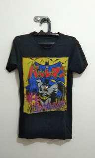 Tshirt ripped batman