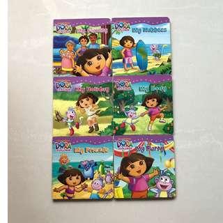 Dora the Explorer (Board Book)