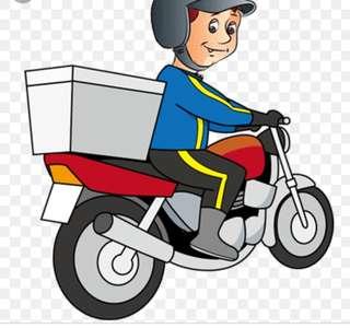 Courier parcel