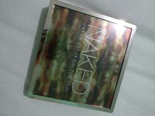 Urban decay on the Run (Naked)-Authentic