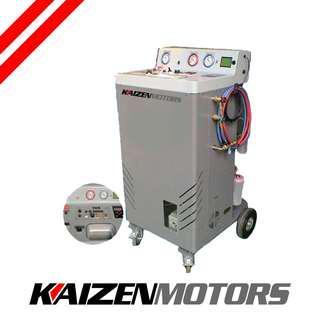 Aircon Gas & Oil System Flush (Japanese & Korean)