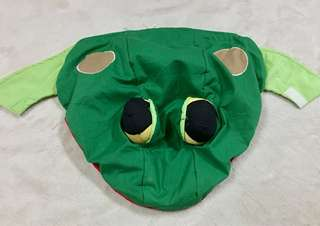 Frog Headpiece for kids (5-9yo)