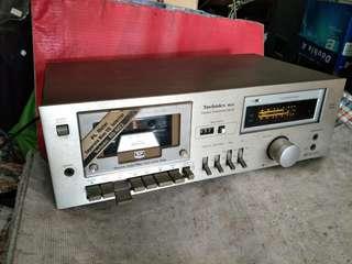 technics m22 cassette deck
